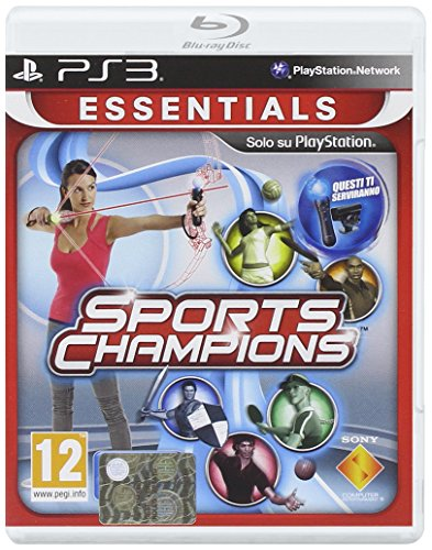 SONY SPORTS CHAMPIONS PS3 9209447