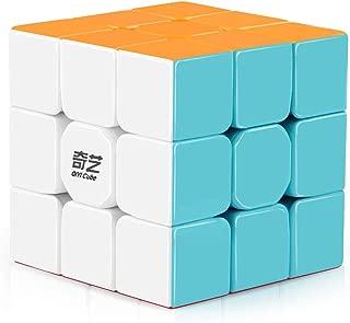 Qiyi Warrior W 3x3 Speed Cube Magic Cube Puzzle Toys Stickerless