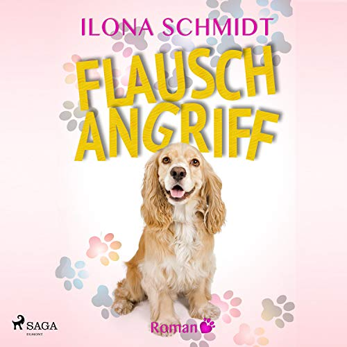 Flauschangriff audiobook cover art