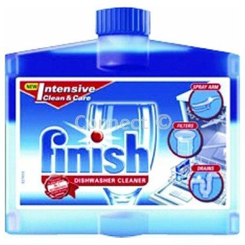 Finish Finish vaatwasser reiniger 250ML elimineert vet & kalk & bladeren machine hygiënisch schoon (Electruepart)