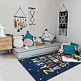 Alfombras Moderno Diseño Alfombras DormitorioEnseñanza del Rompecabezas del Alfabeto inglés Colorido de la HistorietaSala de Estar / Dormitorio / Estudio / Mesa de Centro Carpets 80*160