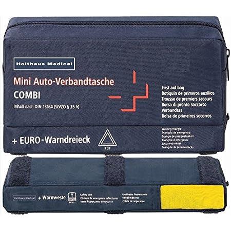 Praktisches Erste Hilfe Set Notfall Set Kofferraumtasche Passend Für Range Rover Evoque Auto