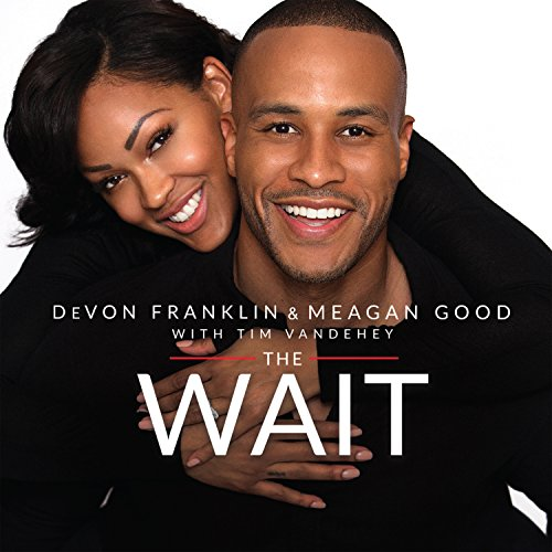 The Wait audiobook cover art