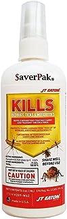 $averPak JT Eaton Kills Bedbugs, Ticks & Mosquitoes Permethrin Clothing & Gear Insect Repellent Pump Spray (6oz)