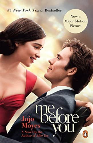 Me Before You Movie Tie In A Novel Me Before You Trilogy product image