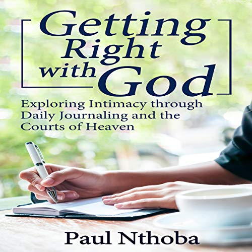 Getting Right with God audiobook cover art