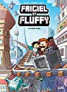 Frigiel et Fluffy, tome 7 : La Poudre rouge par Derrien