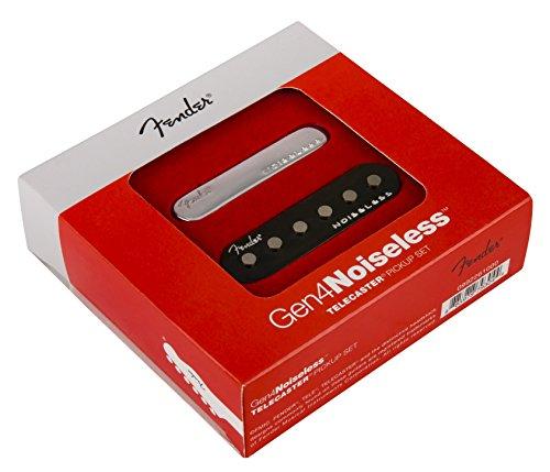 Fender 099-2261-000 Tele GEN 4 Noiseless Set · Pastilla de guitarra eléctrica