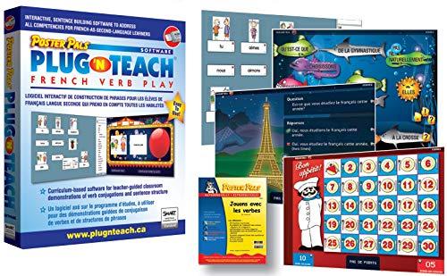 Plug 'N Teach: French Verb Play Software