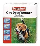 Beaphar – Pastilla desparasitadora de una sola dosis para perros...