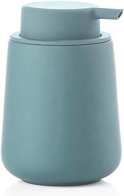 ゾーン(Zone) シャンプー用ディスペンサー カメオブルー 径8cm ×高11.5m 250ml ソープディスペンサー Nova One Cameo b 332041