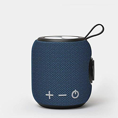 TIANYOU Mini Altavoces Bluetooth Bluetooth Portátil Portátil Bluetooth 4.2 Altavoz Ipx7 Altavoz de Bajo a Prueba de Agua, Micrófono Incorporado, Altavoz de Manos Libres, Radio Fm, R