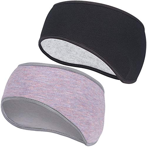 Obacle Headbands Ear Warmer for Winter Cold Weather Ear Warming...