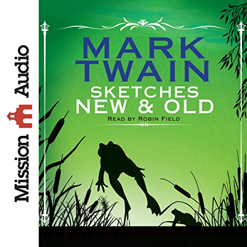 Sketches New and Old audiobook cover art