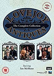Lovejoy The Complete Collection DVD