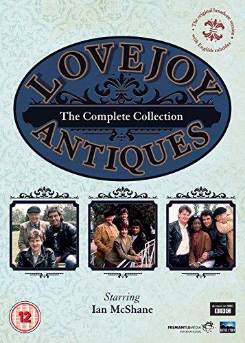 Lovejoy - Complete Collection Series 1-6 [21 DVDs] [UK Import]