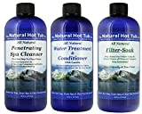 Redeo The Natural HOT TUB Company All Natural Start UP KIT SPA Treatment It's The Natural Solution.