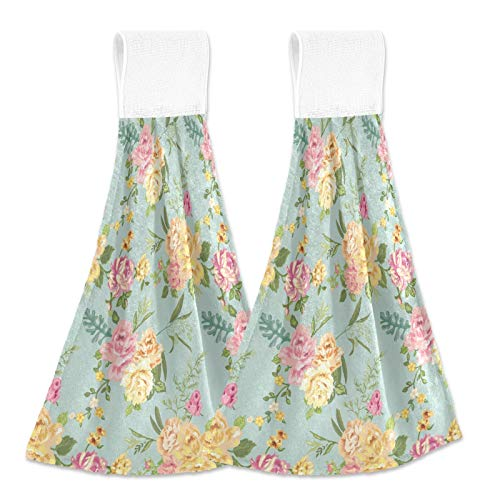 Top 10 Best Selling List for floral pattern kitchen towels