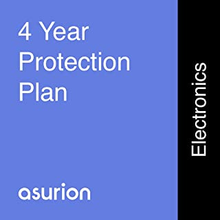 Asurion 4 Year Camera Accident Protection Plan ($1000 - $1249.99)