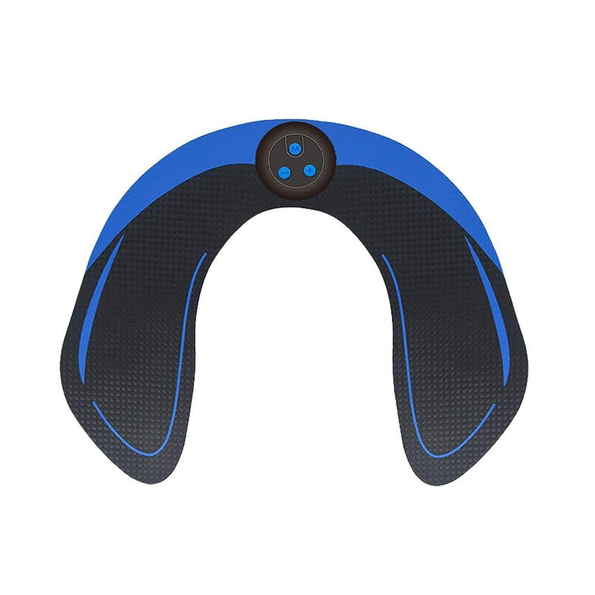 後ろ、背後、背面(部かかわらず呼吸するSUPVOX 刺激装置部トナーems電気ヒップトレーナーabsトレーナーフィットネストレーニングギアボディシェーピングマシンusb充電