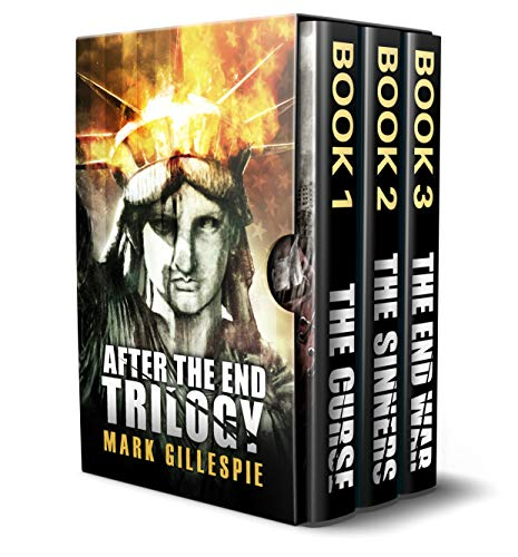 After the End Trilogy: The Complete Post-Apocalyptic Box Set by [Mark Gillespie]