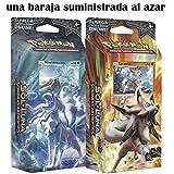 Pokémon - Baraja 60 cartas Sol y Luna Sombras Ardientes (POSMBS01), surtido: modelos/colores aleatorios