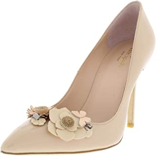 Womens Evelyn Pointed Toe Classic Pumps, Pale Pink, Size 6.5