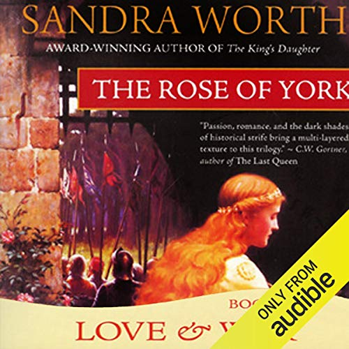 The Rose of York cover art