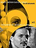 Thesaurus Of Intervallic Melodies - Inside Improvisation Series Vol.5 - melody instruments (C or Bb or Eb or bass clef) - method with CD - [Language: English & German] - (ADV 14265) by Jerry Bergonzi (2000-01-01)