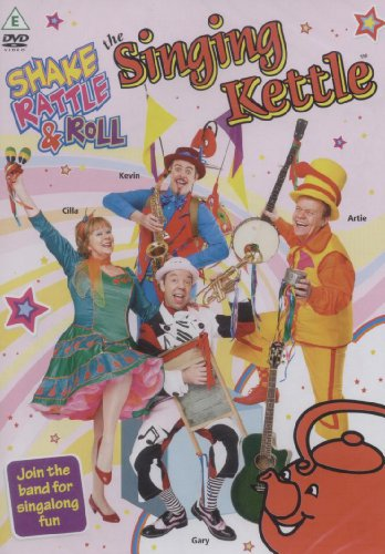 The Singing Kettle Shake, Rattle & Roll