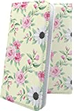 Nexus5 EM01L ケース 手帳型 花柄 花 フラワー バラ ネクサス ハート love kiss キス 唇 Nexus 5 ローズ 薔薇 バラ 11033-8oddrg-10001304-Nexus 5