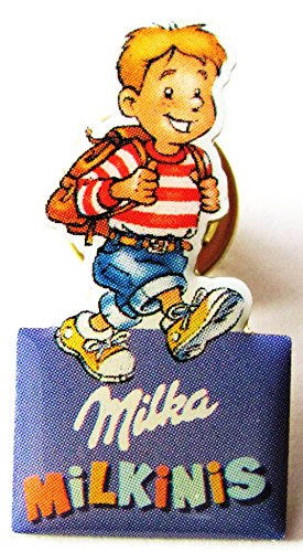 Milka - Milkinis - Pin 32 x 16 mm