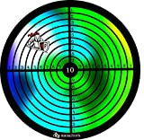 mankitoys Diana para ventosa, flechas multicolor, 8002 niños caballeros