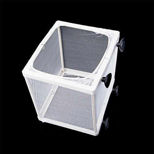 ETbotu huisdierbenodigdheden aquarium viskweek isolatie mesh box net incubator kweek voor aquarium aquarium accessoires
