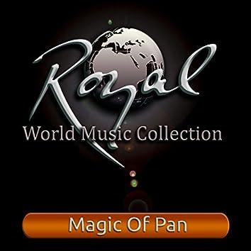 Magic of Pan (feat. Martin Cech)