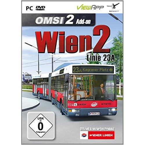 OMSI - Wien 2 Linie 23A (Add-On) - [Edizione: Germania]