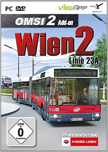 OMSI 2- Wien 2 Linie 23A (Add-On)