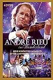 André Rieu - André Rieu Im Wunderland [4 DVDs]