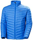 Helly Hansen Verglas Down Insulator Jacket Chaqueta Con Doble Capa, Hombre, Electric Blue, M