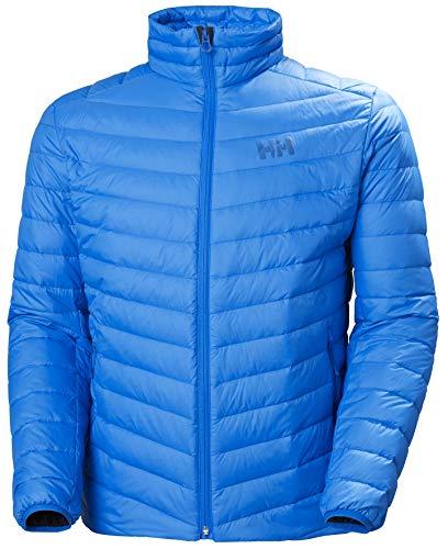 Helly Hansen Verglas Down Insulator Jacket Chaqueta Con Doble Capa, Hombre, Electric Blue, M