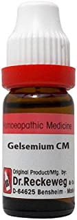Dr. Reckeweg Homeopathy Gelsemium Sempervirens (30 ML) (Select Potency) by USAMALL (1000 CH (1 M))