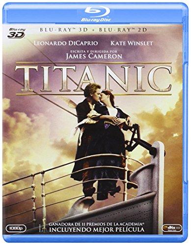Titanic (2012) - Blu-Ray 3d [Blu-ray]...