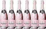 Brut Dargent ICE Rosé -Pinot noir - Rosé demi sec - Méthode traditionnelle - 75 cl -Lot de 6