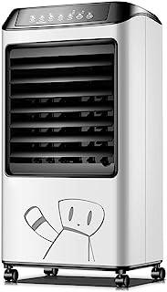 XHMCDZ Aire Acondicionado portátil Calefacción y enfriamiento Refrigerador de Aire de Uso doméstico silencioso de Doble Uso