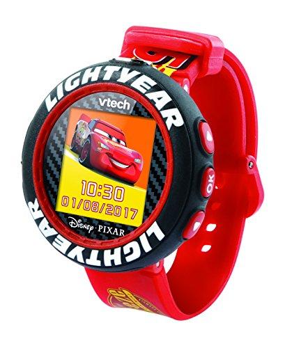 VTech-80-507222 Reloj multifunción Cars 3 Rayo McQueen (3480-507222) , color/modelo surtido