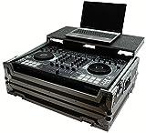 Harmony HCDJ808LT Flight Glide Laptop Stand DJ Custom Case Compatible with Roland DJ-808
