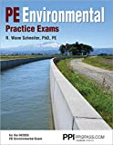 PPI PE Environmental Practice Exams, 1st Edition (Paperback) – Mock Practice Exams for the PE Environmental Exam