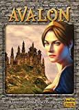 Acen Merchandise The Resistance: Avalon Card Game Interactive Funny Board Game, Table Game for Family Party   5-10 Players Age 14
