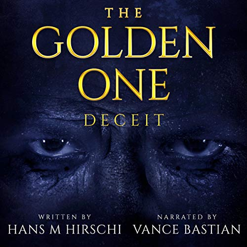 The Golden One - Deceit  By  cover art