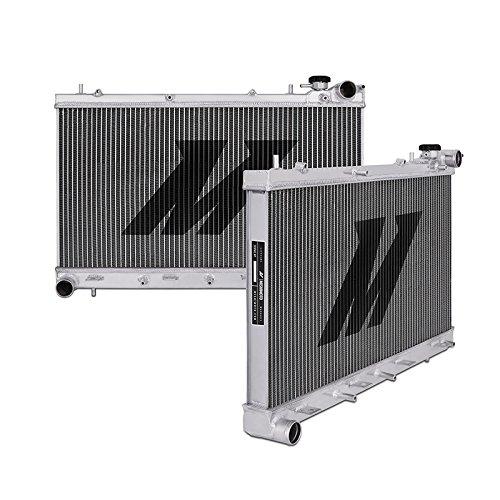 Mimoto MMRAD-FXT-04 Kühler, aus Aluminium, leistungsstark, für  Forester XT 2.5 L Turbo